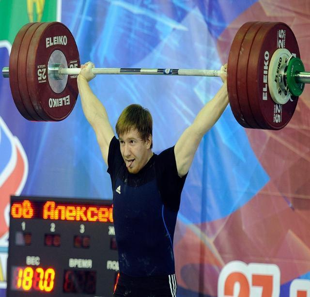 Шахтинский тяжелоатлет дисквалифицирован из-за допинга