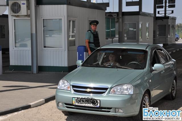 Вблизи МАПП Новошахтинск снова раздавалась стрельба