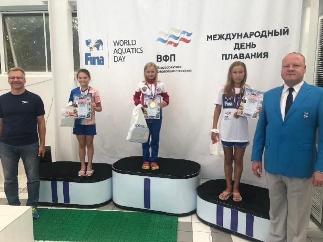 Двое шахтинских пловцов покорили Всероссийские соревнования в Волгограде