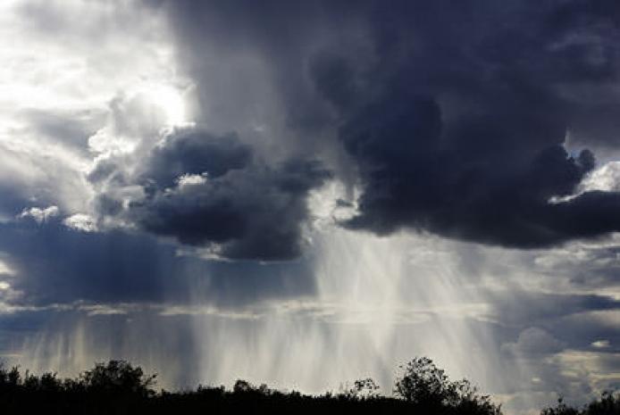В Ростовской области объявлено экстренное предупреждение о резком ухудшении погоды