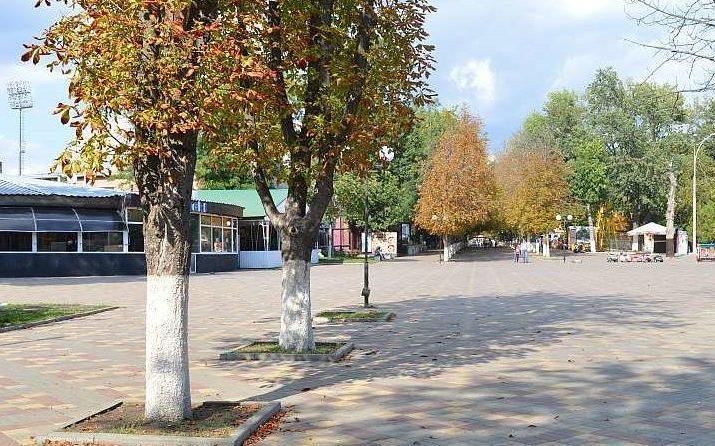 «Ваши пальцы пахнут осенью...»: погода в Шахтах