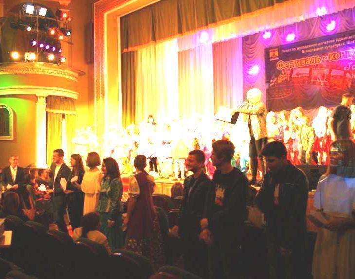 Около 700 человек приняли участие в фестивале-конкурсе «Город начинается с меня» в Шахтах