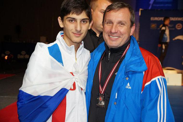 Шахтинец выиграл еще одну медаль чемпионата России по тхэквондо