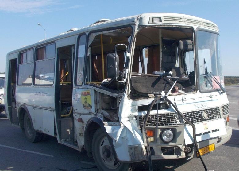 В Шахтах возросло количество ДТП с участием пассажирского транспорта