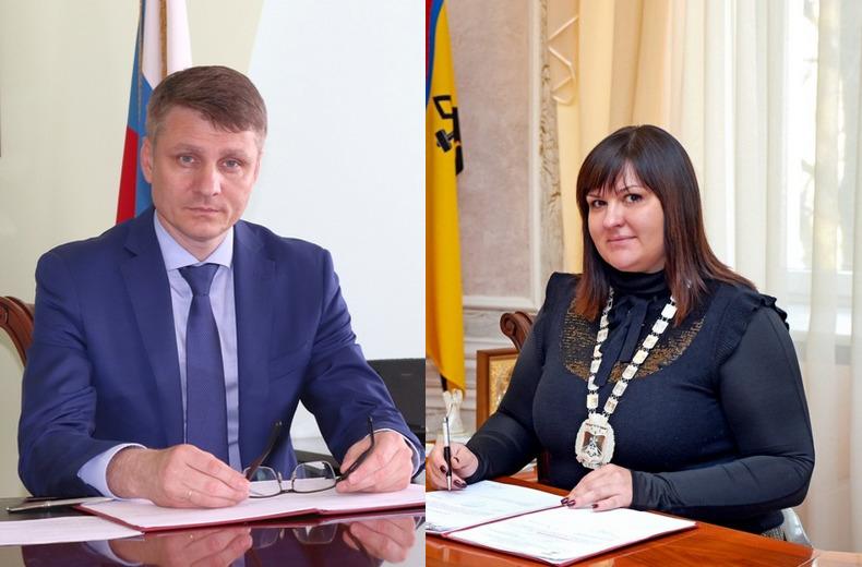 Шахтинцы могут оценить работу Андрея Ковалева и Ирины Жуковой