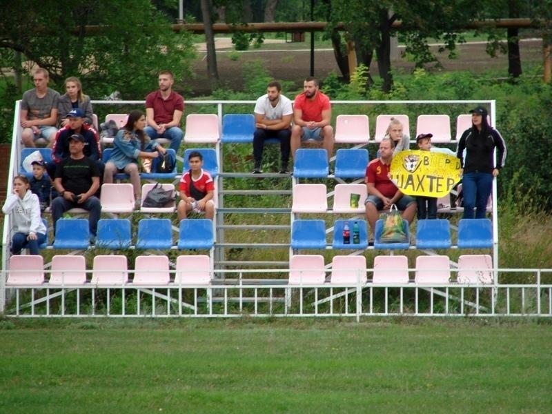 В Шахтах запретили играть в большой футбол