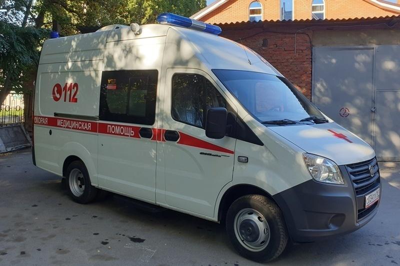 Шахтинская БСМП получила новые машины скорой помощи