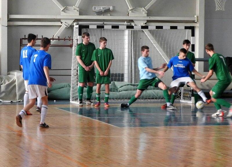 1 декабря в Шахтах стартует чемпионат города по мини-футболу