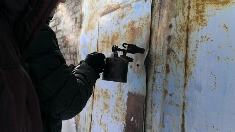 Вор-рецидивист обчистил чужой гараж в Шахтах
