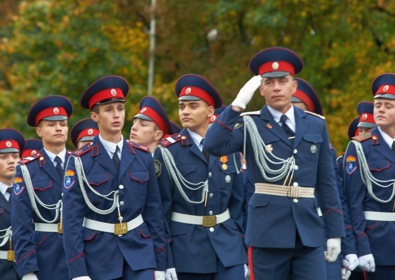Шахтинский кадетский корпус вновь отметился на Всероссийском уровне