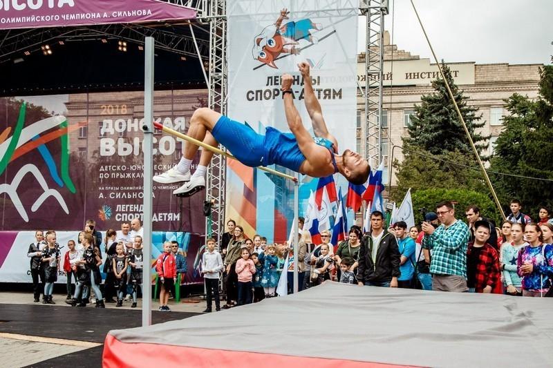 «Блокнот» выяснил, кто из легенд российского спорта приедет в Шахты на соревнования в честь Андрея Сильнова