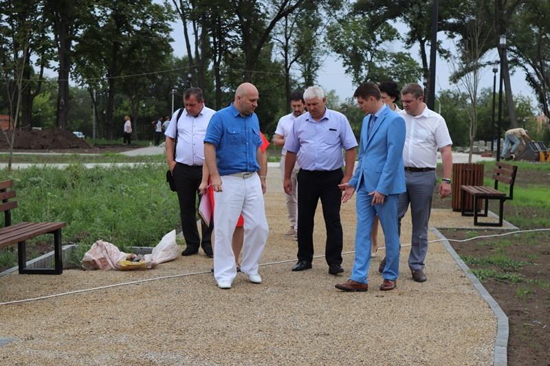 Андрей Ковалев заявил, что не пойдет на сделку с собственной совестью ради скандального сквера на Артеме