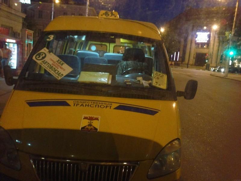 Шахтинский общественный транспорт в праздники будет работать допоздна