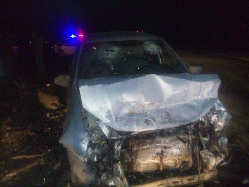 В Шахтах автоледи спровоцировала ДТП, в результате которого пострадали два человека