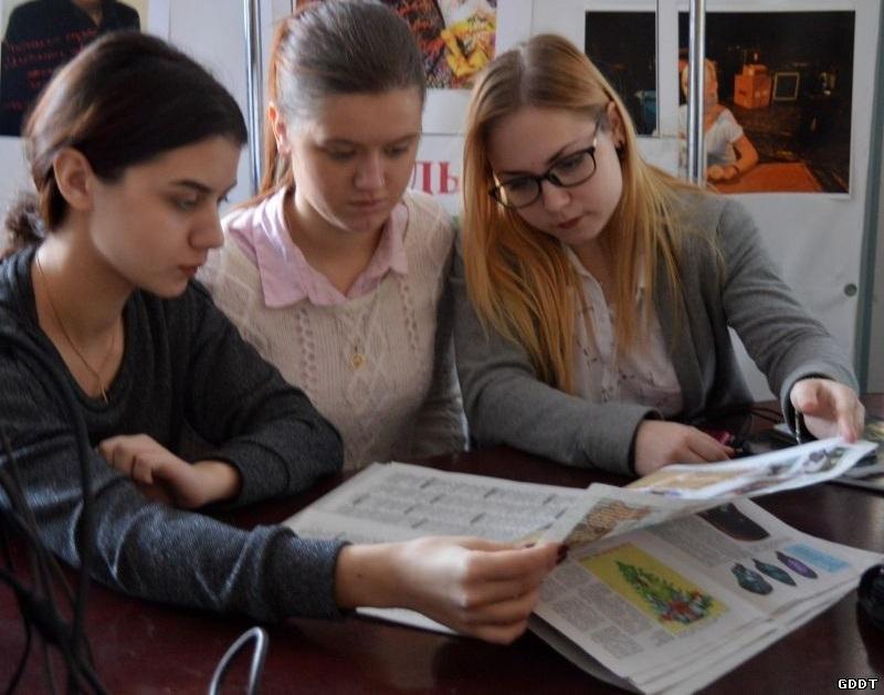 Шесть шахтинцев и три юных журналиста из Каменоломен победили на конкурсе «Юный журналист Дона»