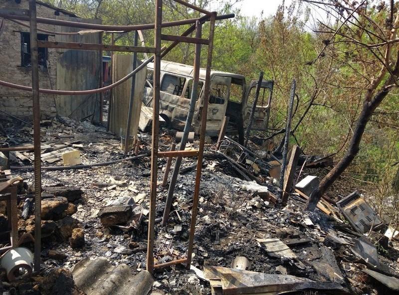 Стали известны жуткие подробности ужасного пожара на Аюте