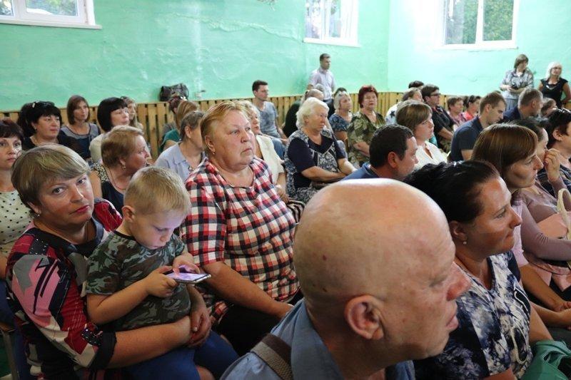 Новой точкой визита шахтинских властей станет поселок ХХ лет РККА