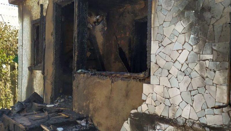 В пожаре на Красина погибла женщина-инвалид