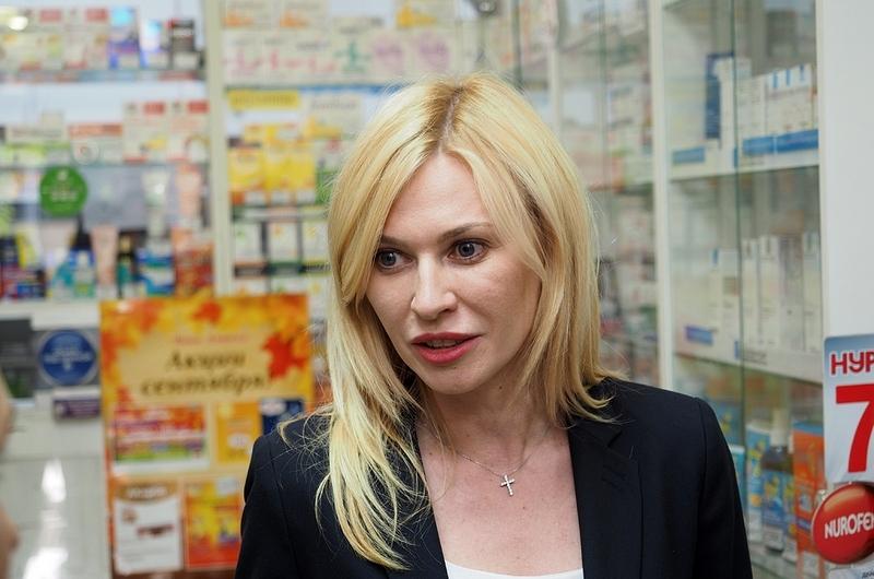 Екатерина Стенякина заявила о необходимости уголовной ответственности за продажу психотропных веществ без рецепта