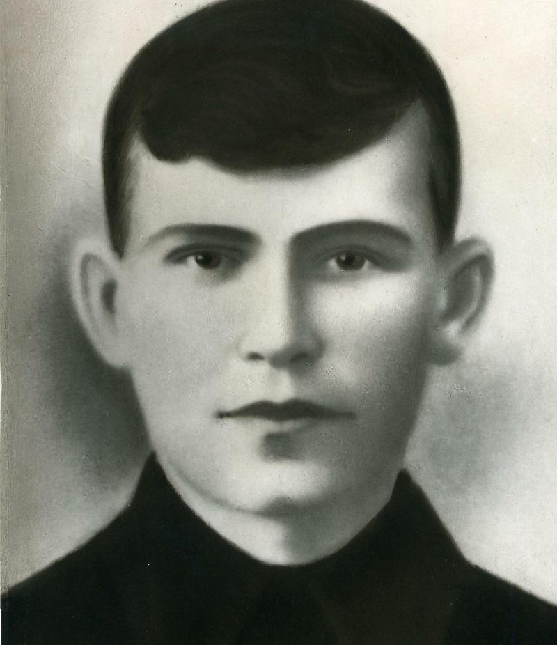 Шахтинцы-герои: Борис Шопин, командир роты автоматчиков, погиб в 21 год в Румынии, защищая Родину