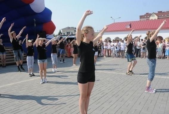 В Шахтах пройдет танцевальный батл, флэшмоб и конкурс талантов
