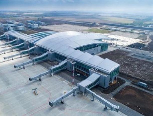 Совершать полеты с нового аэропорта шахтинцы смогут с 7 декабря