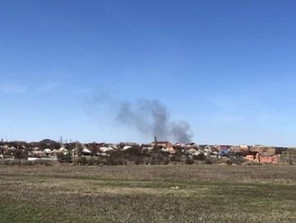 Сразу несколько пожаров вспыхнуло в Шахтах на Пасху