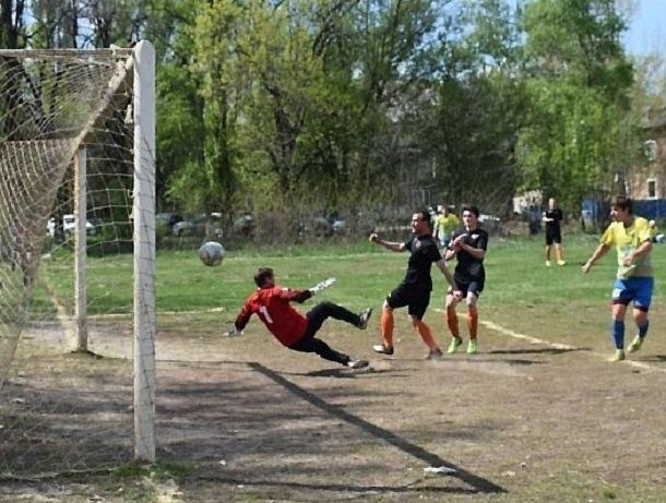 Победителем Кубка открытия футбольного сезона в Шахтах стала команда «РостМет»