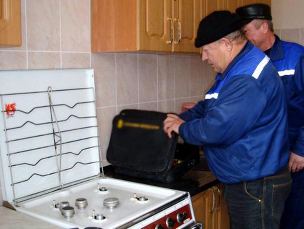 Должникам в Шахтах отключат газ