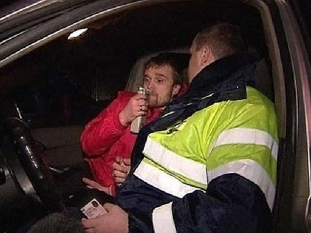Семь дней в Шахтах будут ловить пьяных водителей