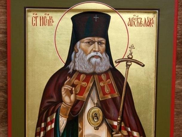 Поклонится мощам святителя Луки смогут жители Шахт