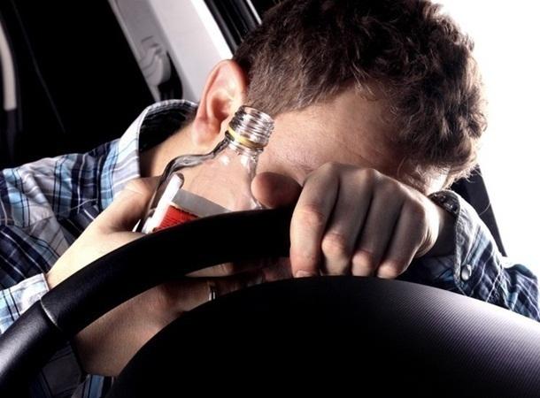 За год в Шахтах поймали более 300 пьяных водителей