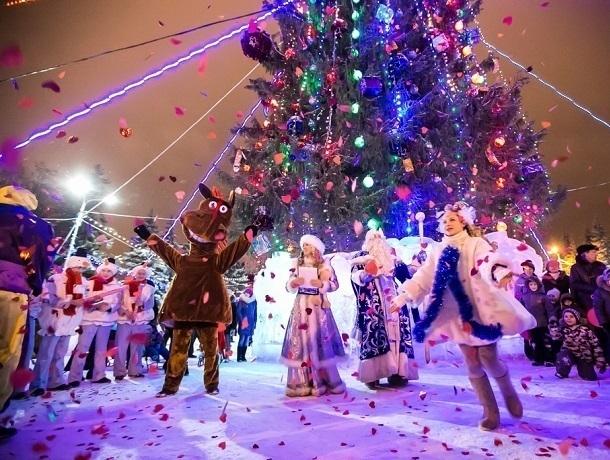 Новогодние и рождественские представления пройдут в Шахтах