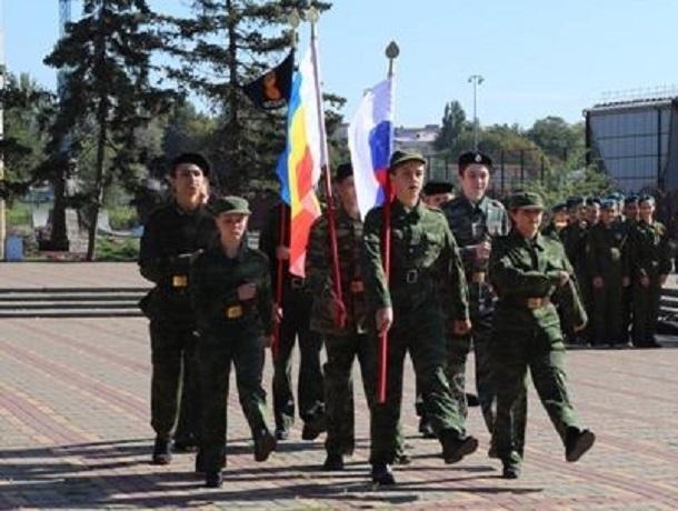 За победу в военной-спортивной игре «Отвага» в Шахтах поборются 360 человек