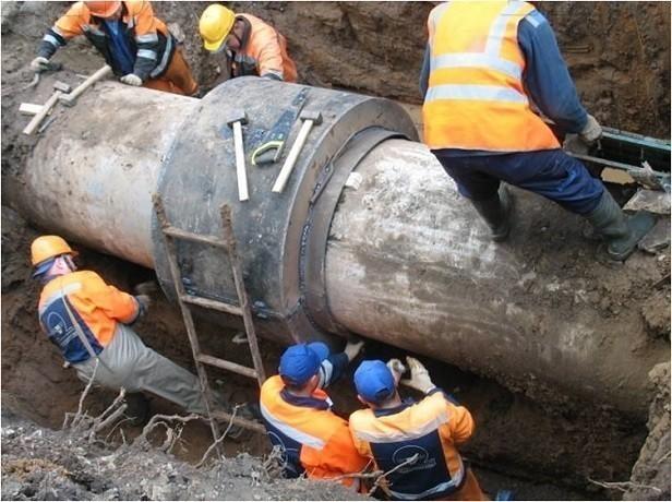 Из-за очередной аварии на новеньком водоводе без воды остались тысячи шахтинцев