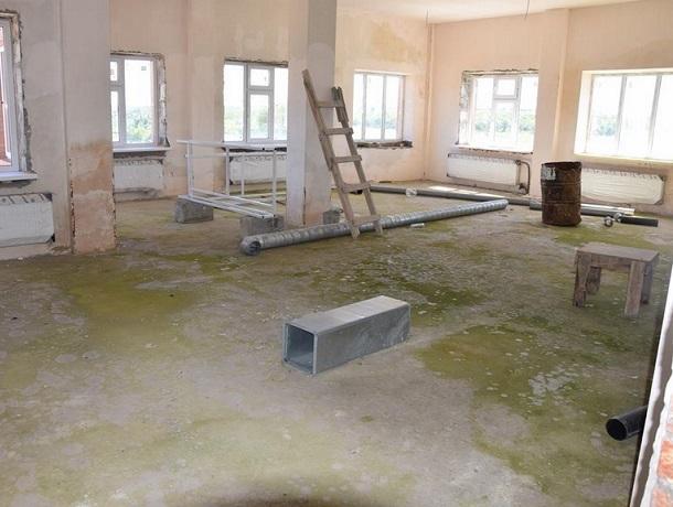 На достройку детского сада в поселке ХБК в Шахтах понадобится 65 млн рублей