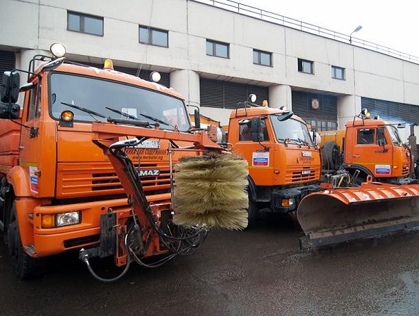 На покупку уборочной техники в Шахтах потратят почти 90 млн рублей