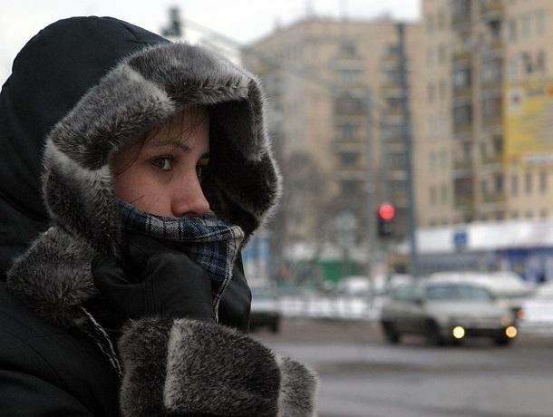В субботу морозы в Шахтах усилятся