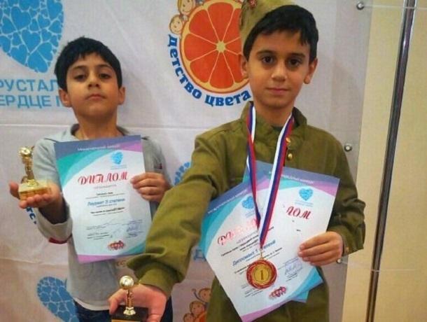 Братья из Шахт стали лауреатами международного конкурса «Хрустальное сердце мира».