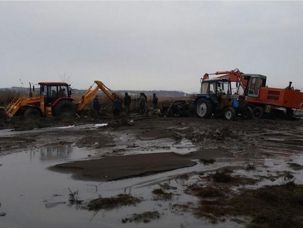 Во время мартовских праздников в Шахтах устранено 109 аварий на водопроводе