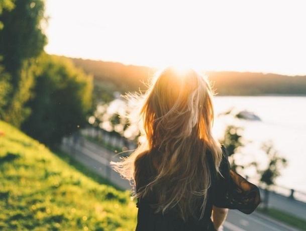 Солнечный и немного прохладный вторник ждет Шахты