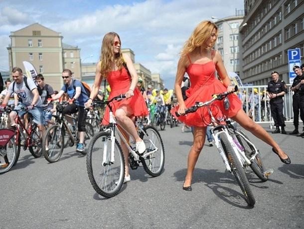 Освободить город от выхлопов и шума, и день ездить на велосипеде призывают жителей Шахт
